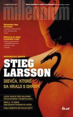 Dievča, ktoré sa hralo s ohňom - Larsson Stieg