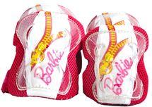 DINO BIKES - Detské chrániče Barbie