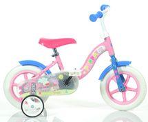 "DINO BIKES - Detský bicykel 10"" 108LPIG Pepa Pig"