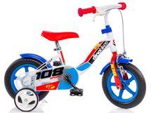 "DINO BIKES - Detský bicykel 108FLB - 10"" Boy s brzdou"