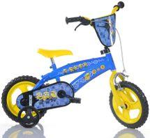 "DINO BIKES - Detský bicykel 12"" 125XLCM Minions New"