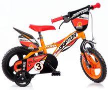 "DINO BIKES - Detský bicykel 12"" 612L Raptor"