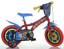 """DINO BIKES - Detský bicykel -12"""" Dino 612LPW Paw Patrol"""