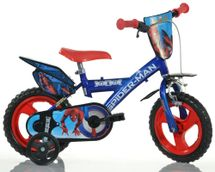 "DINO BIKES - Detský bicykel 123GLSPH 12"" Spiderman Home"