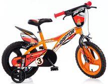 "DINO BIKES - Detský bicykel - 14"" 614L Raptor"