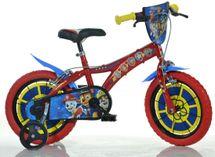 "DINO BIKES - Detský bicykel -14"" Dino 614PW Paw Patrol"