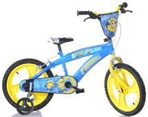 "DINO BIKES - Detský bicykel 14""145XCMIN Minions"