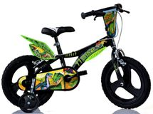 "DINO BIKES - Detský bicykel - 14""Dino 614LDS T Rex"