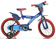 "DINO BIKES - Detský bicykel 163GSPH 16"" Spiderman Home"