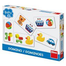 DINO - Hračky baby domino