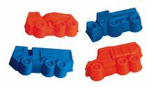 DINO - Transformers Pieskový Set Bábovka 4Ks
