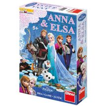 DINOTOYS - Ľadové kráľovstvo Anna a Elsa
