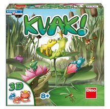 DINOTOYS - Spoločenská hra Kvak