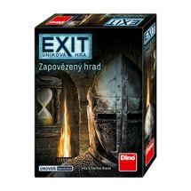 DINOTOYS - Spoločenská úniková hra EXIT Zabudnutý hrad
