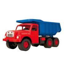 DINOTOYS - Tatra 148 modro-červená