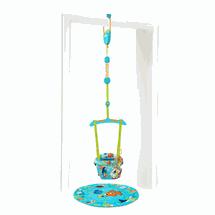 DISNEY BABY - Skákadlo do dverí Finding Nemo 2v1 6m+, do 12kg, 2016
