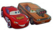DISNEY - Dekorácia 2V McQueen & Snot Rod