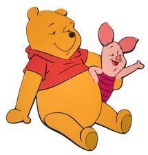 DISNEY - Pooh s prasiatkom