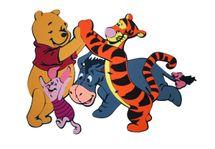 DISNEY - Pooh s priateľmi