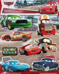 DISNEY - Sada 3D - Cars - Autá