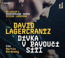 Dívka v pavoučí síti - 2CDmp3 - David Lagercrantz