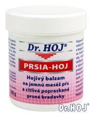 DR.HOJ - PRSIA-HOJ Hojivý balzam na jemnú masáž pŕs a citlivé popraskané prsné bradavky 100g