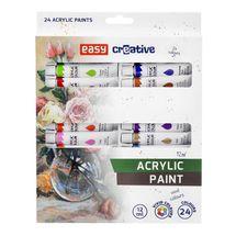 EASY - Akrylové farby 24 ks