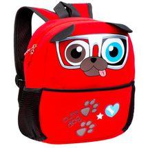 EASY - Batoh neoprenový - detský, psík červený