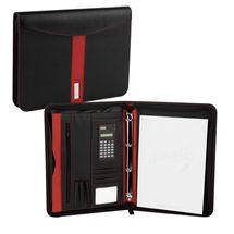 EASY - Portfolio /Guriatti/ LUGO A4-B-09-G  čierno-červené