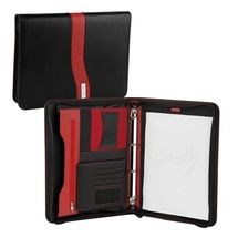EASY - Portfolio /Guriatti/ MILO A4-B-08-G čierno-červené