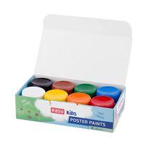 EASY - Temperové farby v kelímku 8 farieb
