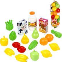 ECOIFFIER - Ovocie a zelenina v sieťke