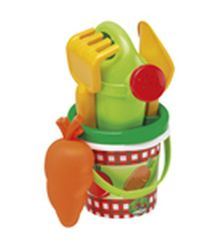 ECOIFFIER - Vedierko zelenina s krhličkou a príslušenstvom