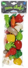 ECOIFFIER - Zelenina Rôzne Druhy, 22 Ks