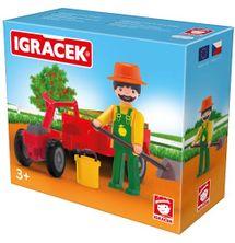EFKO-KARTON - Igráček záhradník set 21214