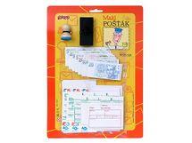 EFKO-KARTON - Malý poštár, na karte