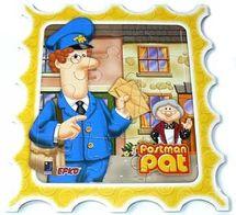 EFKO-KARTON - Puzzle Poštár Pat 12 dielov,