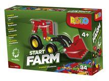 EFKO-KARTON - ROTO Stav začíname traktor 14001