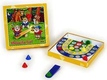 EFKO-KARTON - Spoločenská hra Klobúčik hop!