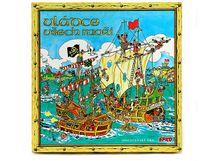 EFKO-KARTON - Spoločenská hra Vládca všetkých morí