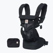 ERGOBABY - Nosič Omni 360 Cool Air Mesh - Onyx Black