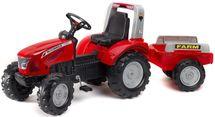 FALK - Šliapací traktor McCormick s vlečkou 3020AB