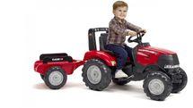 FALK - Traktor 996AB Case IH Puma 240CVX s vlečkou