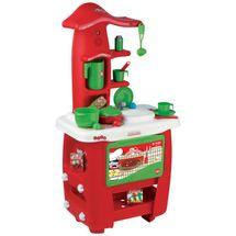 FARO - Detská kuchynka s vybavením a zvukmi Ristorante Italiano 4493