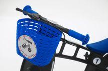 FIRST BIKE - Košík na volant modrý