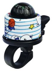 FIRST BIKE - Zvonček kompas klaun