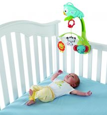 FISHER PRICE - Kolotoč 3 V 1 Rainforest CHR11