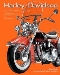 Harley-Davidson. Legendární modely - Pascal Szymezak