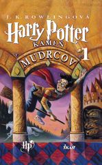 Harry Potter 1 - A kameň mudrcov, 2. vydanie - Joanne K. Rowlingová