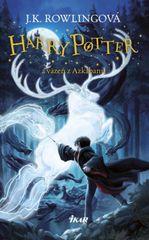 Harry Potter 3 - A väzeň z Azkabanu, 3. vydanie - Joanne K. Rowlingová